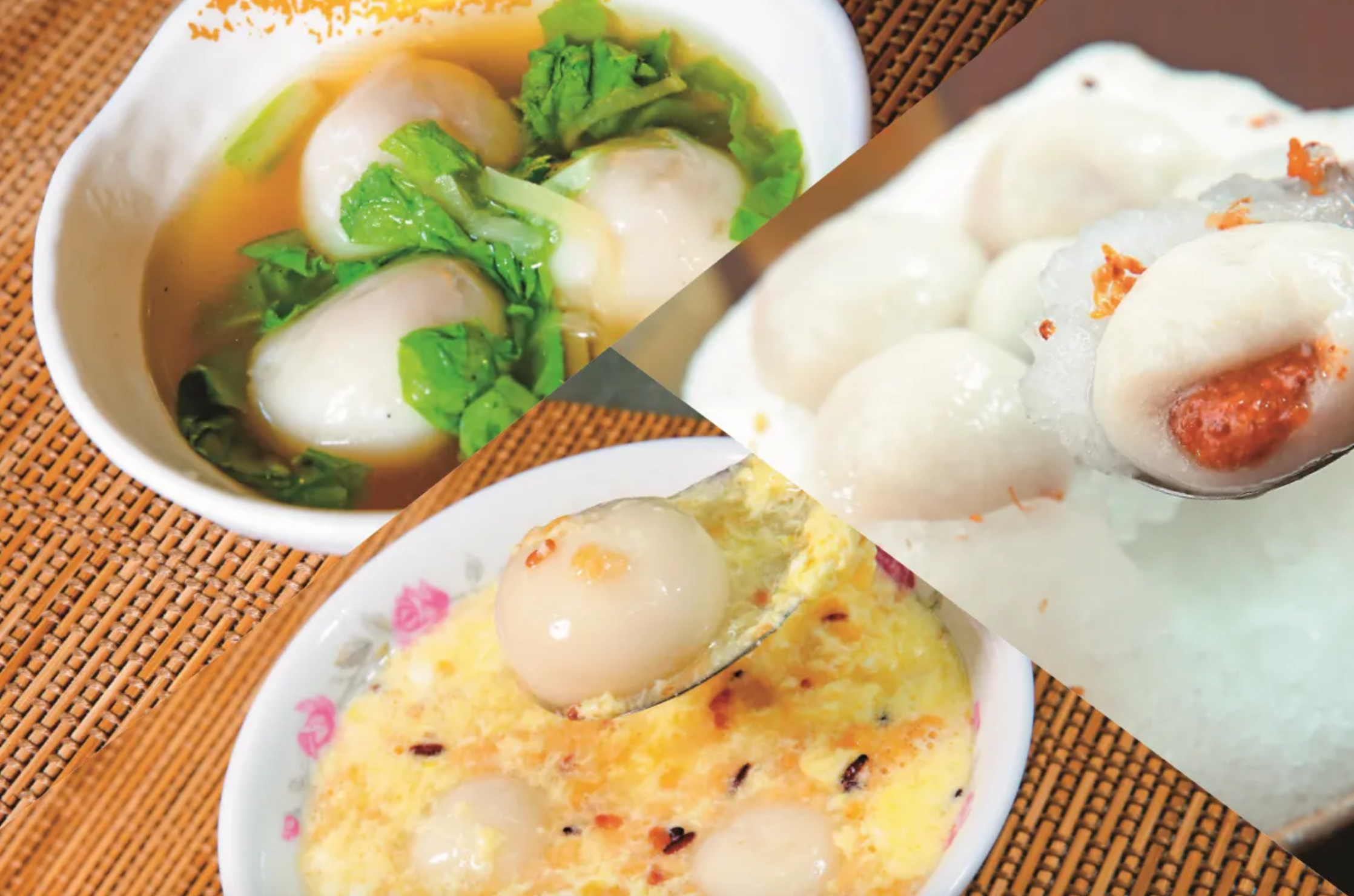 Tangyuan Fun as the Typical Traditional Food of Chinese Lantern Festival